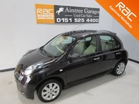 USED 2009 09 NISSAN MICRA 1.2 25 5d 78 BHP SUPER LOW MILES