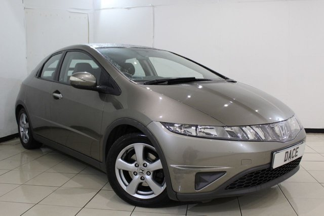 View our 2007 57 HONDA CIVIC 1.8 SE I-VTEC 5DR 139 BHP