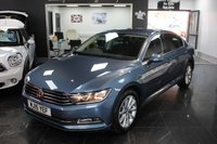 USED 2015 15 VOLKSWAGEN PASSAT 1.6 SE BUSINESS TDI BLUEMOTION TECHNOLOGY 4d 119 BHP