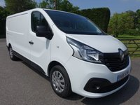 2016 RENAULT TRAFIC LL29 BUSINESS PLUS 1.6DCI 120PS £12995.00