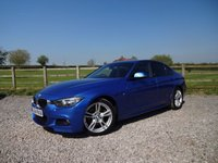 USED 2014 64 BMW 3 SERIES 3.0 330D M SPORT 4d AUTO 255 BHP 1 PRIVATE OWNER FROM NEW + FULL BMW SERVICE HISTORY