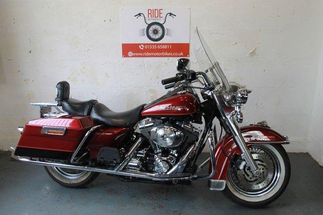 2001 HARLEY-DAVIDSON FLHR 14565cc Road King