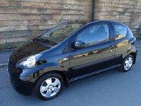2010 TOYOTA AYGO 1.0 BLACK VVT-I 3d 67 BHP £3720.00