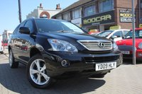 2009 LEXUS RX 3.3 400H LIMITED EDITION 5d AUTO 208 BHP £11495.00
