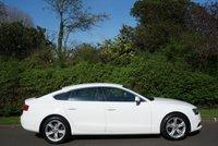 USED 2013 62 AUDI A5 2.0 SPORTBACK TDI SE 5d AUTO 141 BHP