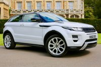 USED 2012 62 LAND ROVER RANGE ROVER EVOQUE 2.0 SI4 DYNAMIC LUX 3d AUTO 240 BHP