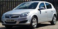 2009 VAUXHALL ASTRA 1.4 ACTIVE 5d 88 BHP £2391.00