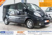 2012 RENAULT TRAFIC 2.0 SL29 SPORT DCI S/R *NO VAT TO ADD* £5500.00