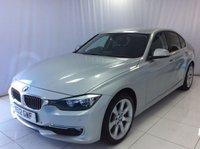 2012 BMW 3 SERIES 2.0 320D LUXURY 4d 184 BHP
