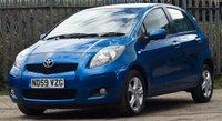 2010 TOYOTA YARIS 1.3 TR VVT-I 5d 99 BHP £4350.00