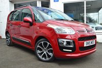 2015 CITROEN C3 PICASSO 1.6 PICASSO SELECTION HDI 5d 91 BHP £6450.00