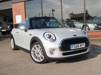 USED 2016 66 MINI CONVERTIBLE 1.5 COOPER 2d 134 BHP VEHICLE SOURCED FOR A CUSTOMER BY C H RENDER