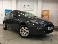 2013 FIAT PUNTO 1.2 EASY 3d 69 BHP £4595.00