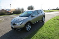 USED 2011 11 NISSAN QASHQAI 1.5 ACENTA DCI Alloys,Air Con,Cruise Control Alloys,Air Con,Cruise Control, 54mpg
