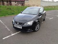 USED 2014 64 SEAT IBIZA 1.2 TSI I-TECH 3d 104 BHP FANTASTIC LOW MILES