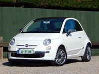 2014 FIAT 500 1.2 CULT 3d 69 BHP £6970.00