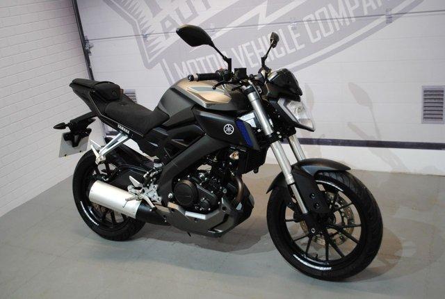 2015 15 YAMAHA MT 125 ABS 124cc