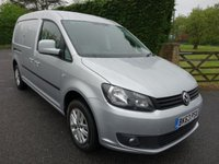 2014 VOLKSWAGEN CADDY MAXI C20 HIGHLINE 1.6TDI 102PS £SOLD