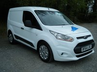 2014 FORD TRANSIT CONNECT 1.6 200 TREND P/V 1d 94 BHP £7495.00