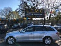 2009 MERCEDES-BENZ C CLASS 2.1 C220 CDI BLUEEFFICIENCY ELEGANCE 5d AUTO 170 BHP £6499.00