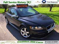 USED 2009 09 VOLVO C30 1.6 SPORT 3d 100 BHP Full Service History! [9]