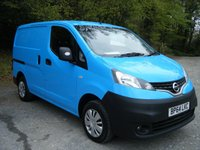 USED 2015 64 NISSAN NV200 1.5 DCI ACENTA 1d 90 BHP