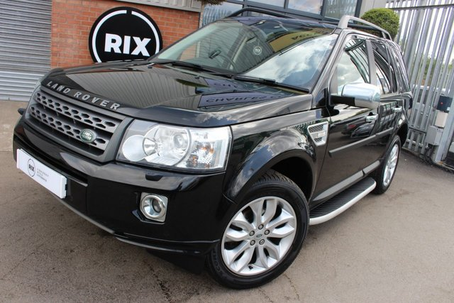 2011 11 LAND ROVER FREELANDER 2.2 TD4 HSE 5d 150 BHP-2 OWNER CAR FROM NEW