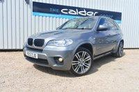 2013 BMW X5 3.0 X DRIVE 30D M SPORT 5d 7 SEAT AUTO 241 BHP £24991.00