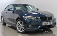 USED 2015 15 BMW 2 SERIES 2.0 218D SE 2d AUTO 141 BHP