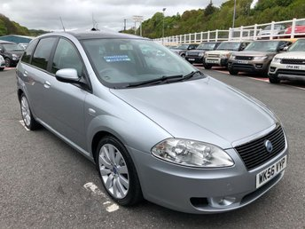 View our FIAT CROMA