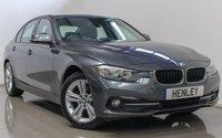 2016 BMW 3 SERIES 2.0 320D SPORT 4d AUTO 188 BHP £15990.00