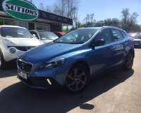 2015 VOLVO V40 1.6 D2 CROSS COUNTRY LUX  5d 113 BHP £10989.00
