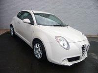 2012 ALFA ROMEO MITO 1.4 8V SPRINT  £4995.00