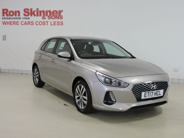 View our 2017 17 HYUNDAI I30 1.0 T-GDI SE 5d 118 BHP
