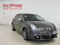 USED 2015 15 ALFA ROMEO GIULIETTA 1.6 JTDM-2 BUSINESS EDITION 5d 105 BHP