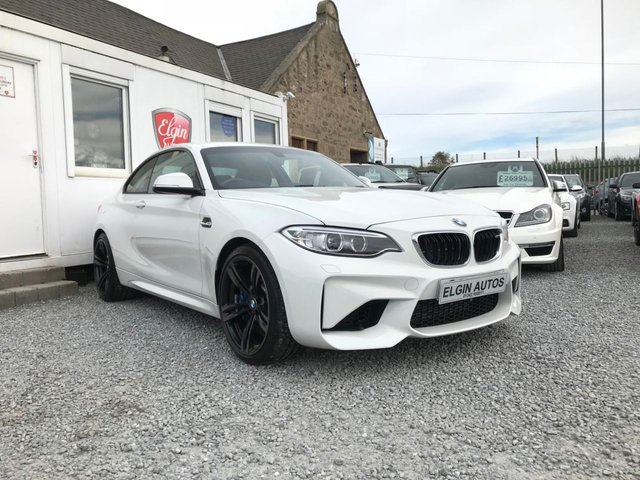 2016 16 BMW M2 3.0 DCT 2dr ( 370 bhp )