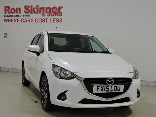 View our 2015 15 MAZDA 2 1.5 SPORTS LAUNCH EDITION 5d 89 BHP