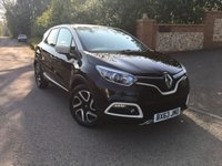 2013 RENAULT CAPTUR 0.9 DYNAMIQUE S MEDIANAV ENERGY TCE S/S 5d 90 BHP PLEASE CALL TO VIEW £8250.00