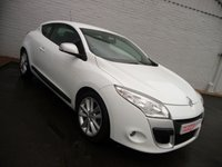 2010 RENAULT MEGANE 1.6 I-MUSIC COUPE £4295.00