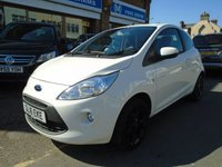 2016 FORD KA 1.2 ZETEC WHITE EDITION 3d 69 BHP £5994.00