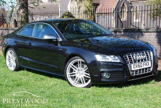 2010 60 AUDI S5 4.2 V8 QUATTRO [354 BHP] 2 DOOR COUPE