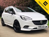 USED 2016 16 VAUXHALL CORSA 1.4 LIMITED EDITION ECOFLEX 5d 74 BHP