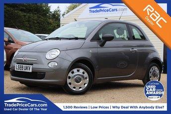 2009 FIAT 500 1.2 POP 3d 69 BHP £3950.00