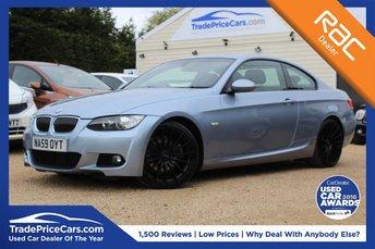 2009 BMW 3 SERIES 3.0 325D M SPORT HIGHLINE 2d AUTO 195 BHP £9450.00