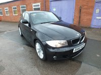 USED 2011 60 BMW 1 SERIES 2.0 118D M SPORT 5d 141 BHP