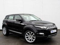 USED 2013 13 LAND ROVER RANGE ROVER EVOQUE 2.2 SD4 PRESTIGE LUX 5d AUTO 190 BHP FULL LAND ROVER SERVICE HISTORY with 360 CAMERA PACKAGE......