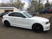 2012 BMW 1 SERIES 2.0 118D EXCLUSIVE EDITION 2d 141 BHP £8995.00