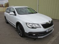 2014 SKODA SUPERB 2.0 TOUR DE FRANCE 4X4  TDI CR 5d 138 BHP £15795.00