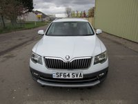 USED 2014 64 SKODA SUPERB 2.0 TOUR DE FRANCE 4X4  TDI CR 5d 138 BHP ESTATE