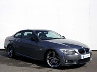 USED 2012 12 BMW 3 SERIES 2.0 320D SPORT PLUS EDITION 2d 181 BHP BUSINESS SAT NAV, XENONS, FULL DAKOTA LEATHER with SEMI ELECTRIC FRONT SPORT SEATS with GREAT SERVICE HISTORY......
